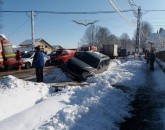 Accidentul de pe DN 11 care a blocat circulația prin Hărman